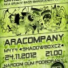 DIMEX COMEBACK aka drum and bass smackdown party