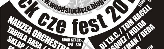 Woodstock CZE fest 2012